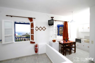 accommodation galini bungalows big rooms