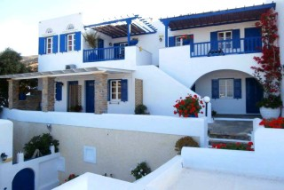 facilities galini bungalows hotel