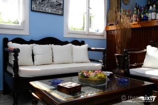 facilities galini bungalows lounge room