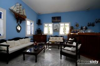 facilities galini bungalows reception