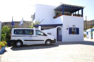 facilities galini bungalows transfers