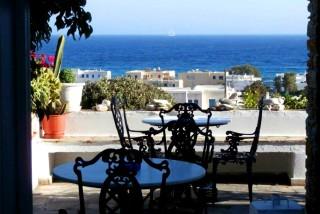 facilities galini bungalows unique sea view