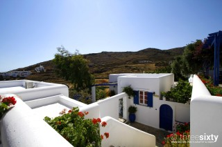 location galini bungalows in tinos